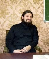 Священник Михаил Асмус