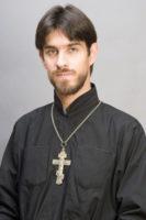 Священник Владислав Мишин