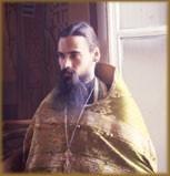Священник Олег Давыденков