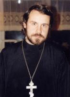 Священник Андрей Постернак