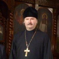 Священник Николай Дмитриев