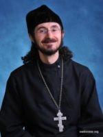 Священник Вадим Арефьев