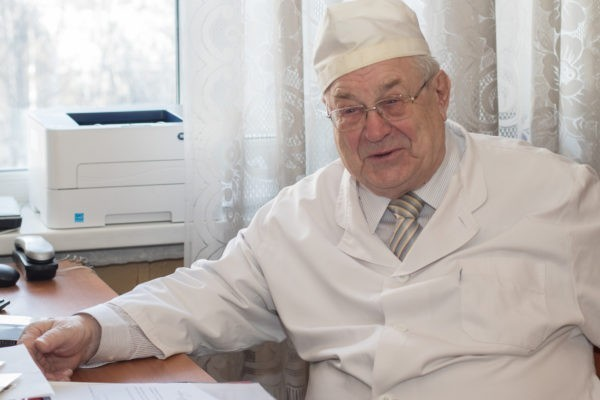 """Человек, который создал систему """"скорой помощи"""" в СССР: """"Коллегам говорю: Нужно выжить!"""""""