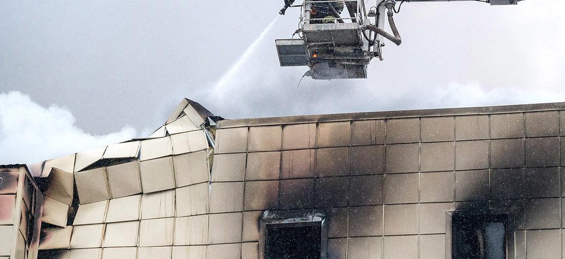 Пожарные в Кемерово — 5 ошибок, которых не было