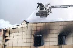 Пожарные в Кемерово – 5 ошибок, которых не было