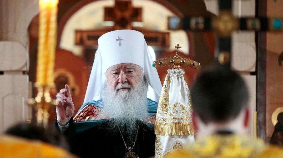 Митрополит Ювеналий: В праздники по три Литургии – это разве «отход от Церкви»?