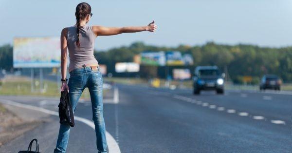 Как не надо путешествовать автостопом