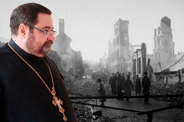 Когда притупляется ощущение войны как несчастья и греха, она может случиться