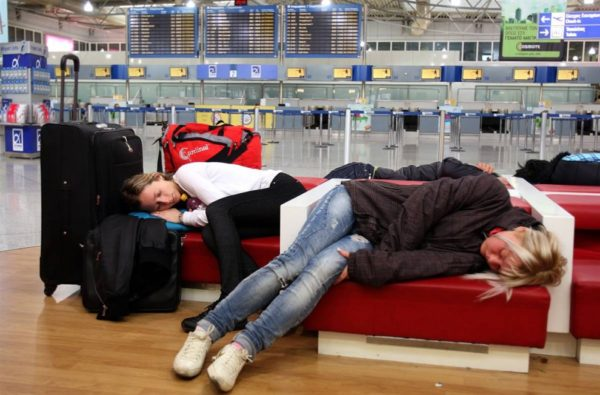 Омбудсмен Подмосковья: Новые правила поведения в аэропортах противоречат здравому смыслу