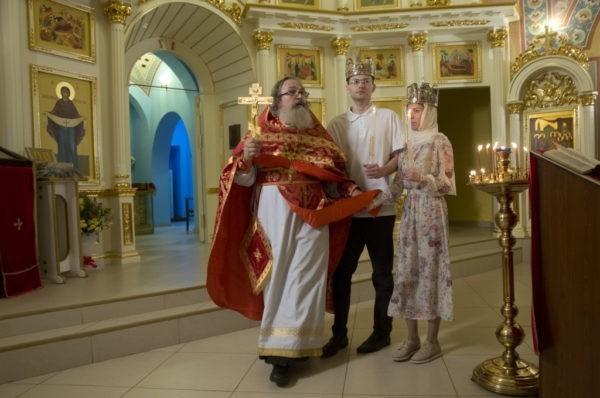 В Бутырской тюрьме по благословению Патриарха Кирилла состоялось венчание
