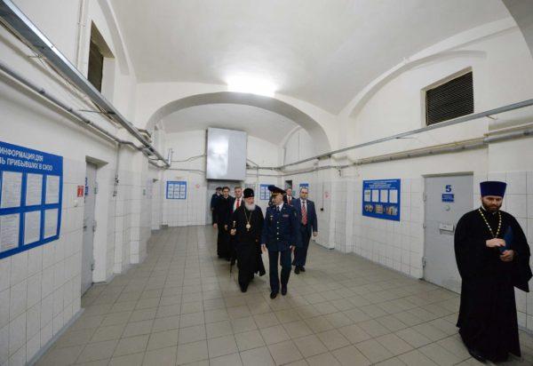 Пожизненно осужденный Бутырской тюрьмы допущен в храм по просьбе Патриарха Кирилла