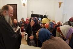 Церковь в очередной раз помогла нуждающимся Душанбинской епархии