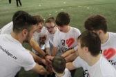 Дети с синдромом Дауна выведут на поле футболистов «Спартака»