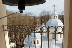В Ленобласти восстановили из руин 300-летний храм каменотесов