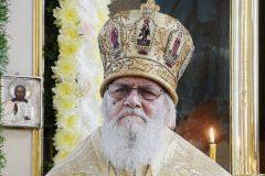 Прощание с главой Эстонской Православной Церкви состоится в кафедральном соборе Таллина