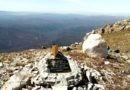 В Крыму вандалы спилили крест, поставленный в память о погибших в ВОВ