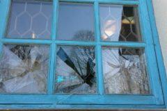Вандалы пытались поджечь православную церковь в Черниговской области