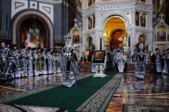 Патриарх Кирилл: Вспоминая предательство Иуды, каждый должен подумать – а готов ли он быть со Христом до конца своей жизни
