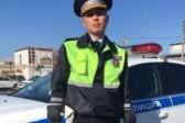 Астраханский полицейский спас из огня пятерых детей