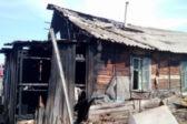 Житель Амурской области спас из огня двух пенсионеров и ребенка