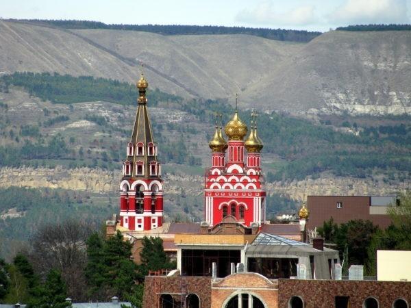 В год столетия Солженицына в Кисловодске достроят храм, где он был крещен
