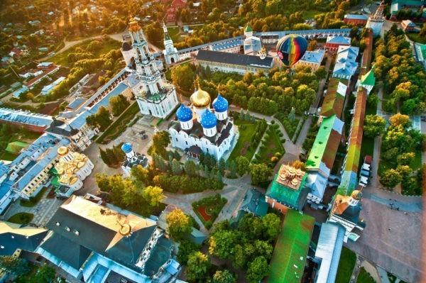 Сергиев Посад может стать духовным центром Православной Церкви