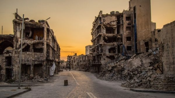 Сирийские боевики обстреляли автобус журналистов из России