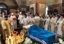 В Таллине простились с митрополитом Таллинским и всея Эстонии Корнилием