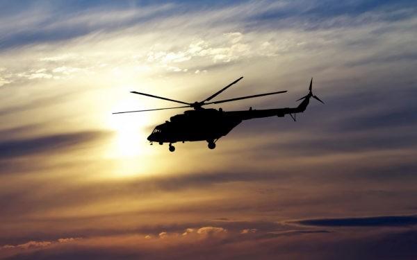 При крушении вертолета в Хабаровске погибли шесть человек