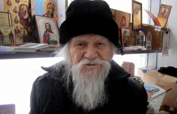Умер старейший новосибирский священник-фронтовик иеромонах Иосиф (Бирюков)