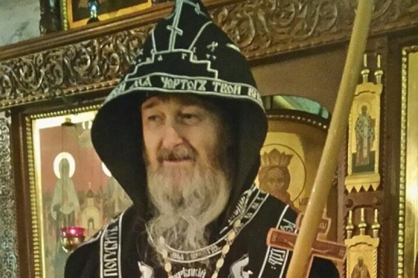 Скончался духовник монастыря на Ганиной Яме иеросхимонах Авель