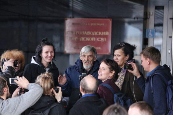 Историк Юрий Дмитриев: Так просто меня не захотели отпускать, осудили за металлолом