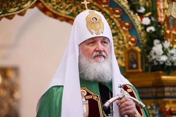 Патриарх Кирилл направил поздравления с Пасхой главам инославных церквей