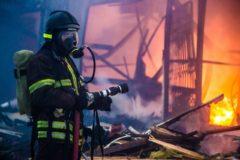 Путин: пожарным повысят зарплаты