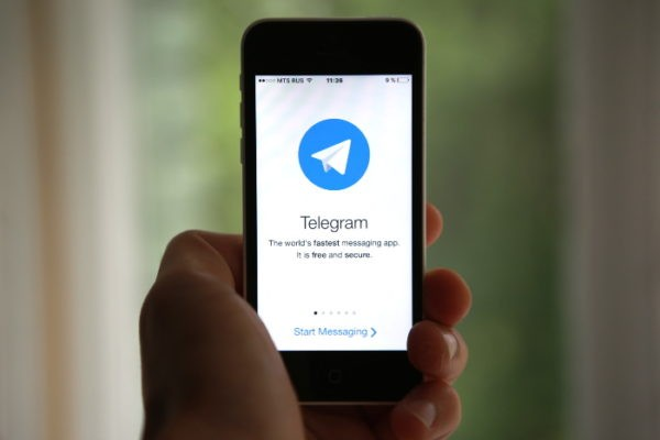 Дуров: Вработе мессенджера Telegram произошел масштабный сбой