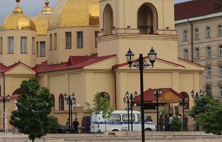 Нападение на храм в Грозном: что произошло — последняя информация