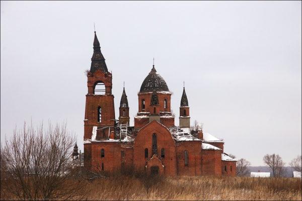 Русь уходящая – 10 церквей, которые мы теряем