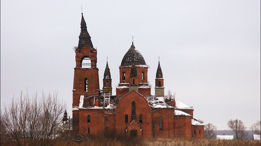 Русь уходящая — 10 церквей, которые мы теряем
