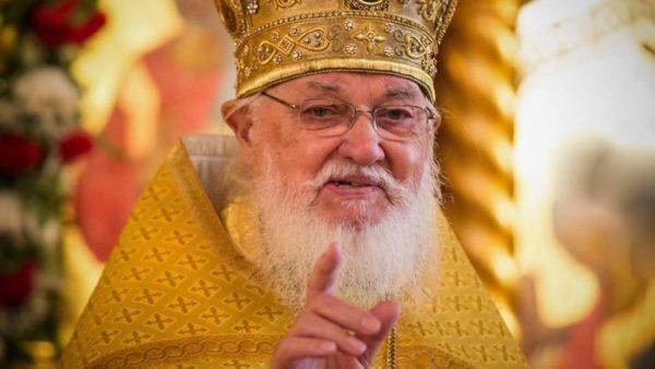 Умер старейший клирик Русской Зарубежной Церкви