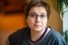 Нюта Федермессер: Я помогу «пиджакам с галстуками» влезть в социалку
