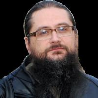 Священник Дмитрий Трибушный