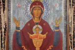 Церковь чтит икону Божией Матери «Неупиваемая Чаша»