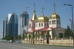 В Грозном уничтожены боевики, пытавшиеся захватить прихожан православной церкви