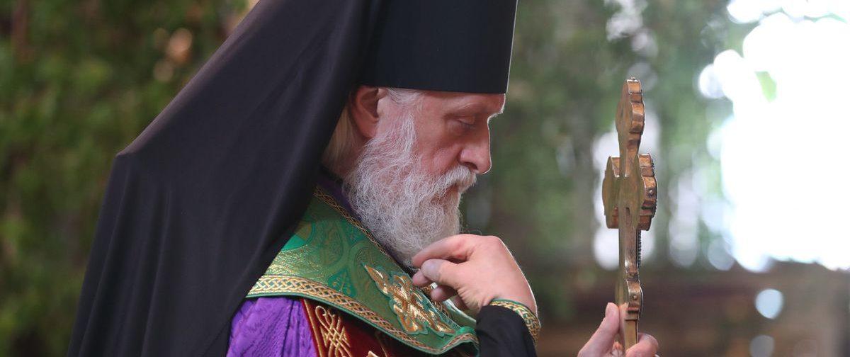 Терпение, мужество и вера архиепископа Евгения