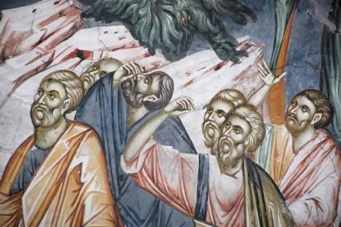 Что вы знаете про апостолов (тест)
