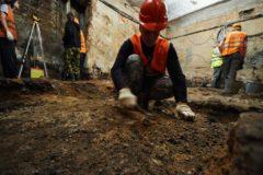 «Архнадзор» просит создать в Москве археологический парк на месте раскопок снесенной церкви