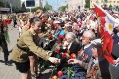День Победы будут отмечать три четверти жителей России
