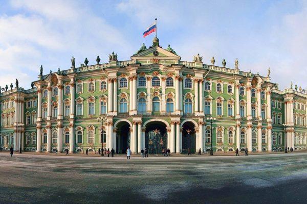 При строительстве публичной библиотеки Эрмитажа похищено 860 млн рублей