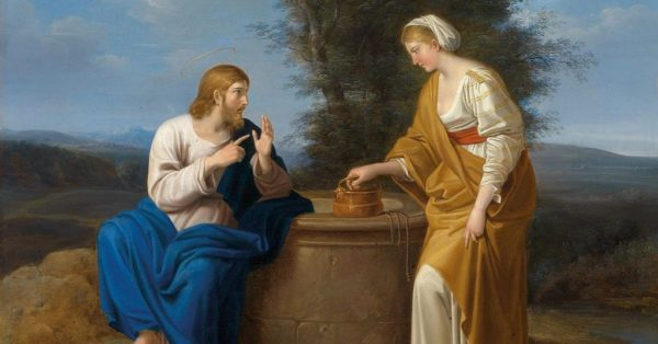 Неделя о самаряныне | Неделя 5-я по Пасхе о самарянке – 26 мая в 2019 году