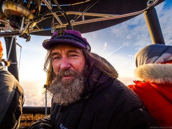 В Крыму по инициативе Федора Конюхова пройдет экспедиция с мощами святых на борту